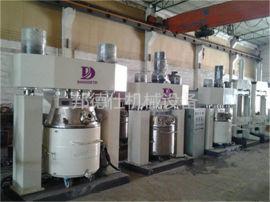 供应江西真空型强力分散机 广东防霉瓷砖胶生产设备