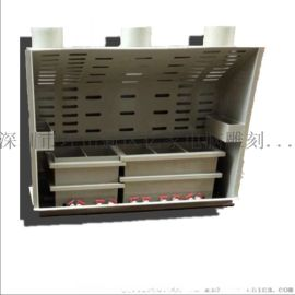 PP板水箱定制板材焊接耐酸鹼塑料 深圳耐酸鹼塑料