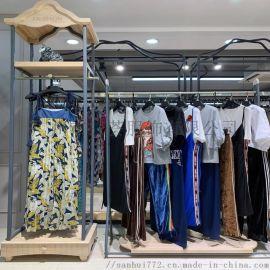安徽歐麥丹大碼時尚/連衣裙品牌折扣尾貨打包