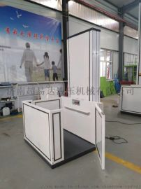 黃岡升降平臺 廠家訂制 垂直式無障礙升降機