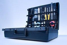 HBM 1-DAK1/DAK2應變計安裝工具箱