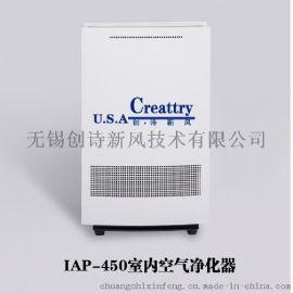 美国创诗   IAP-450室内空气净化器  高效净化空气