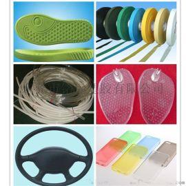 批發增韌級聚氨酯 平底剎車腳輪pu塑料