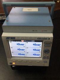 二手横河无纸记录仪MV100