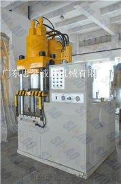 led散熱器冷擠壓成型機_散熱器擠壓機