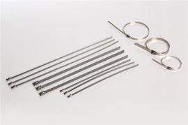 供应不锈钢打包带 不锈钢扎带 电箱电线杆扎带