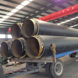 山西聚氨酯保溫管,預制直埋小區熱水保溫管