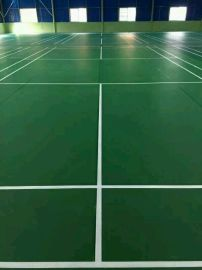 奧麗奇地膠地板 北京羽毛球場地膠 室內羽毛球場