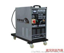火鹰NBC-250B气保焊机档位调节气体保护焊机