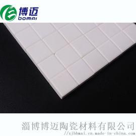 雲南廠家定制耐磨氧化鋁陶瓷襯片 電廠礦山專用施工