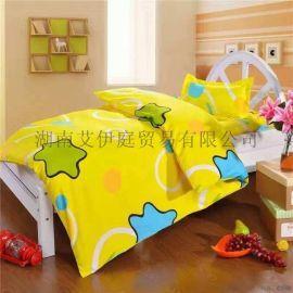 河南郑州幼儿园被子 儿童被套枕头垫被幼儿园床上用品