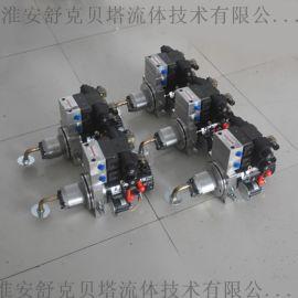 24V1.2KW-3.2泵控制双作用油缸液压单元