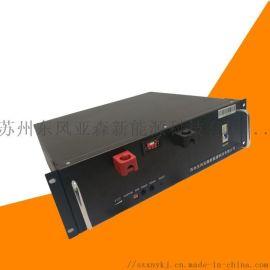 亚森24v100ah车载磷酸铁电池备用电源