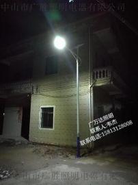 直銷廣萬達牌30W6米太陽能路燈 GWD--TYN30W6M