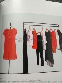 廣州哪裏有時尚休閒女裝品牌安娜18年夏裝尾貨庫存走份