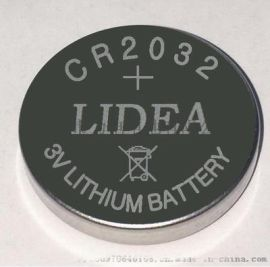 厂家供应CR2032电池