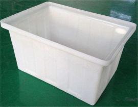 景德200升【牛筋水产养殖专用箱】水产方箱200L