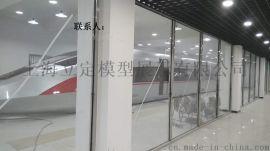 上海客機模型生產廠家