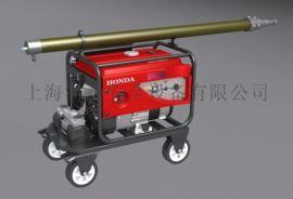 上海河聖 YD-45-2000L 移動照明車