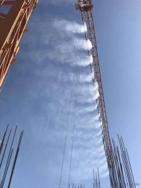 吊塔喷淋系统安装过程