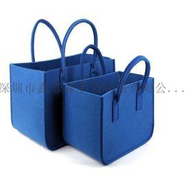 新款時尚帆布禮品廣告手提袋