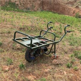 坑窪路面搬運獨輪車 輕便靈活獨輪小推車
