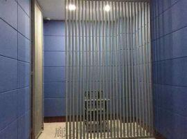 布藝軟包吸音板 審訊室牆面防撞隔音板 裝飾建材