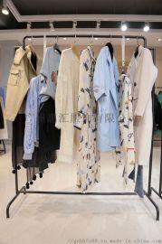 韓版女裝網棗強唯衆良品在哪兒庫存尾貨服裝連衣裙上海女裝品牌