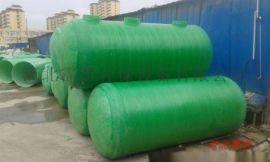 霈凯-玻璃钢化粪池规格-家用三格式化粪池抗腐