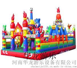 宁波儿童喜爱的充气城堡 蹦蹦床 充气蹦床厂家定制