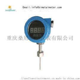 SBW 带热电阻热电偶一体化温度变送器