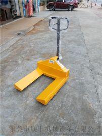 東莞紙筒搬運車 紙筒液壓叉車