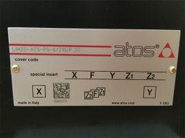 LIMZO-AES-PS-6/315/P 20阿托斯液压阀
