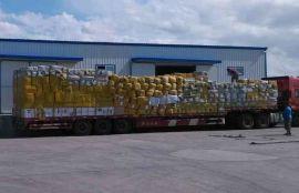 哈萨克斯坦 俄罗斯 散货物流