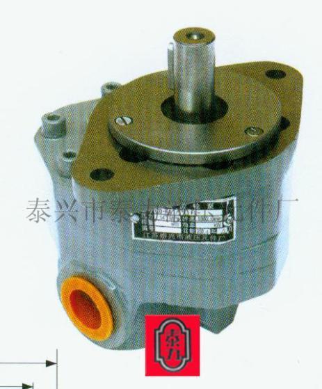 液压齿轮油泵图片