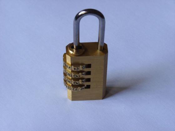 4位数密码锁 的原理_3位数密码锁快速开