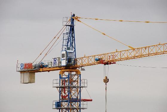 塔式起重机(qtz63e)图片