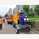 防汛移動泵車