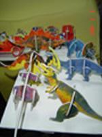 立体拼图(恐龙)