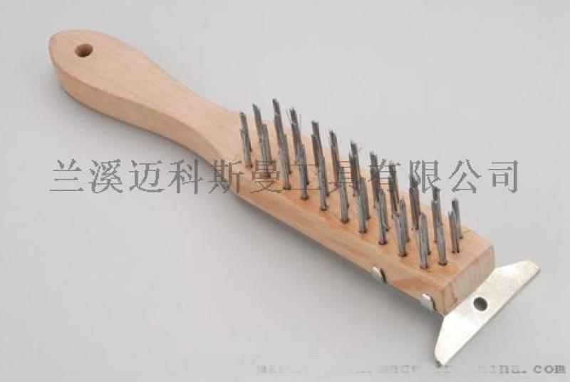 钢丝刷 美式不锈钢丝刷(荷木)
