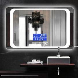 LED浴室镜 浴室镜带蓝牙 触控开关LED化妆镜