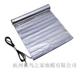 铝箔干式地暖席