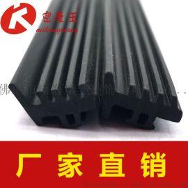 厂家生产优惠三元乙丙胶条密封防尘门窗胶条