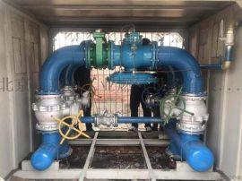 北京燃气调压箱技改维修代管 燃气管线拆改工程