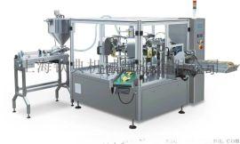 酸梅酱自动灌装封口机 苹果醋自动包装机