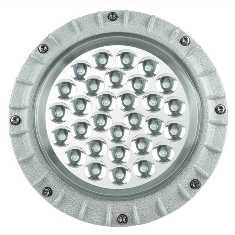 LED防爆灯投光灯40W50W工厂照明仓库防爆灯