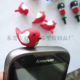 pvc軟膠手機防塵塞 耳機孔防塵帽 卡通公仔防塵塞