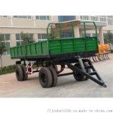 高栏板的拖拉機车斗 拉粮食的车斗 拖斗