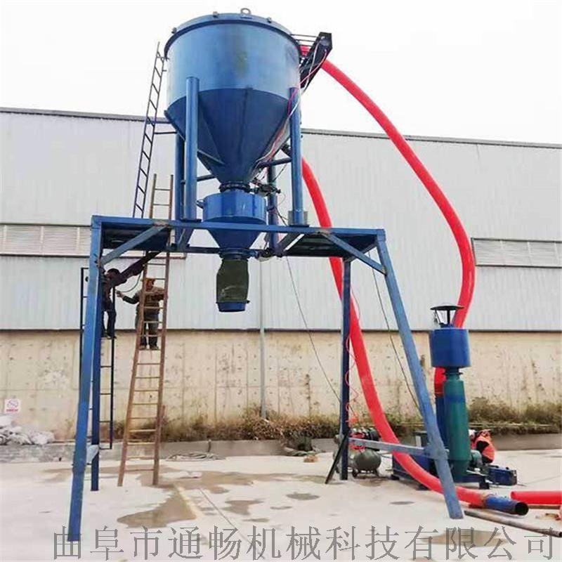氣力輸送機化工粉料倒倉裝車用脈衝式吸料機風力吸粉機
