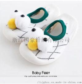 防撞橡胶鞋婴幼儿鞋宝宝鞋袜